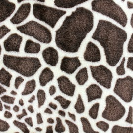 Baby's Security Blanket Savane - brown giraffe x 10cm