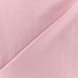 Smooth Water-repellent fabric - pink x 10cm