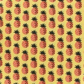 Cotton fabric  Anak - jaune x 10cm