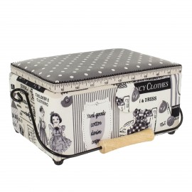 Sewing box - Handmade