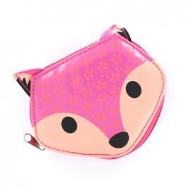 Sewing kit Fox - pink