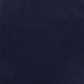 Tissu double gaze de coton Soft Touch - navy x 10cm