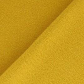 Drap manteau moutarde