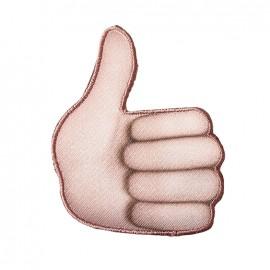 Thermocollant/sticker Emoji™ - j'aime