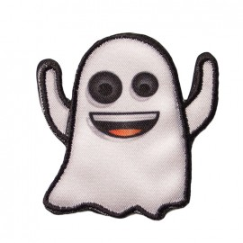 Iron on patch and sticker Emoji™ - Ghost