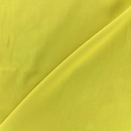 Chemisier Viscose Fabric - yellow banana x10cm