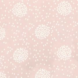Tissu enduit coton Daily Like - Floral leaf x 10cm