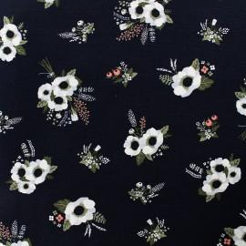 Tissu toile coton Daily Like - Evening Bride x 10cm