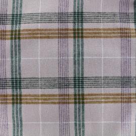 Tissu flannelle Daily Like - Serenity lilac x 10cm