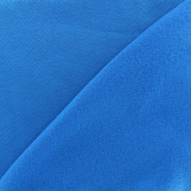 Sweat fabric - deep blue  x 10cm