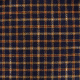 Tissu coton tartan - Ewen x 10cm