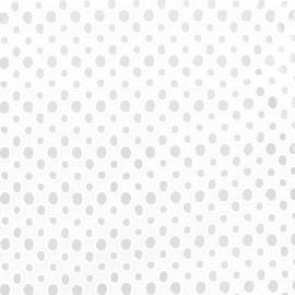 Tissu coton brodé ajouré Ely - blanc x 10cm