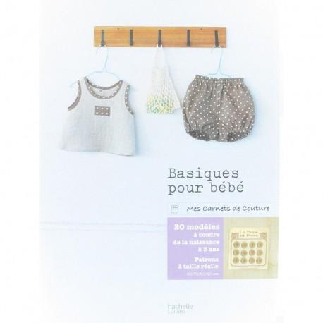 """Livre """"Basiques pour bébé"""""""